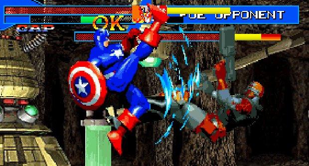 Avengers in Galactic Storm (Foto: Reprodução)