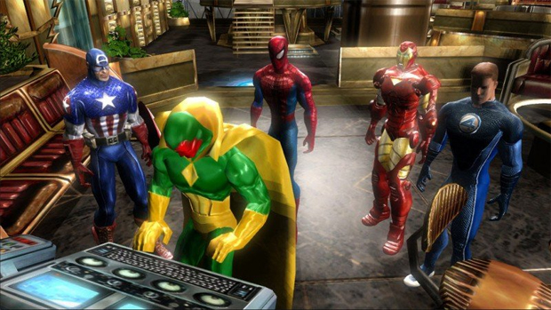 Marvel: Ultimate Alliance (Foto: Divulgao)