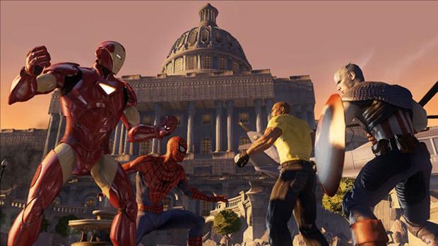 Marvel: Ultimate Alliance 2 (Foto: Divulgação)