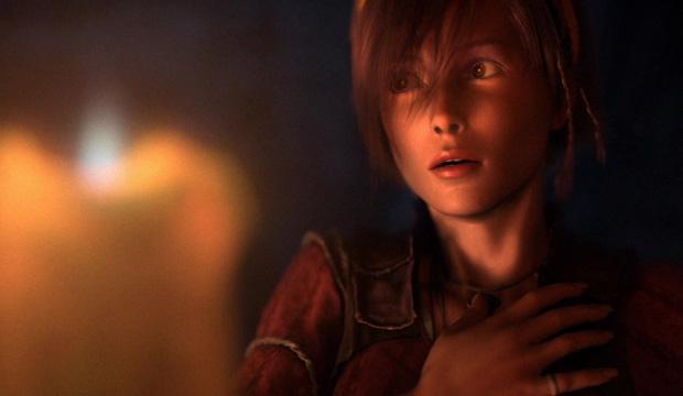 Leah aparece com voz em português nos vídeos de Diablo III (Foto: Divulgação)