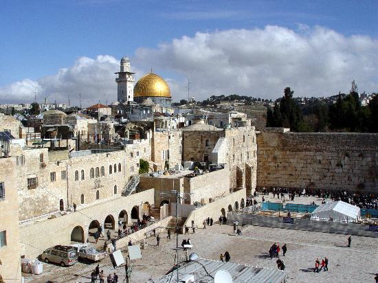 A cidade de Jerusalém agora chegou também ao Google Street View (Foto: Divulgação)