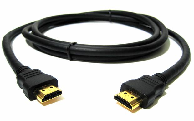 Para televisores em alta definição, o cabo HDMI é o ideal para aproveitar recursos digitais (Foto: Reprodução) (Foto: Para televisores em alta definição, o cabo HDMI é o ideal para aproveitar recursos digitais (Foto: Reprodução))