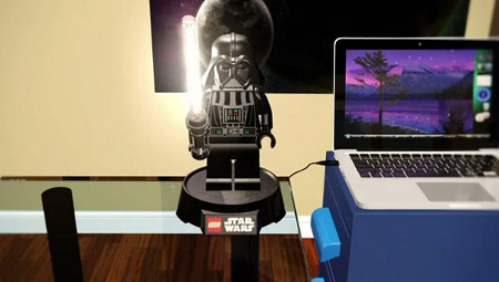 Luminária de Darth Vader promete fazer sucesso entre os fãs de Star ...