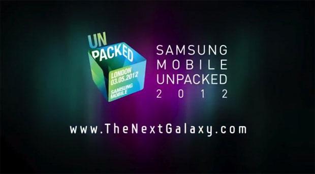 Teaser faz provocação e dá poucas dicas sobre o novo Galaxy (Foto: Reprodução)