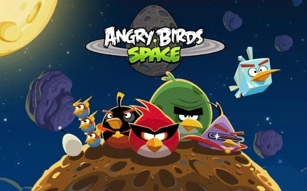 Angry Birds Space (Foto: Divulgação)