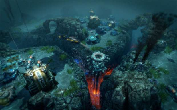 Anno 2070 Deep Ocean (Foto: Divulgação)