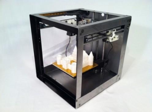 Imprimir arquivos em 3D agora é uma realidade (Foto Reprodução) (Foto: Imprimir arquivos em 3D agora é uma realidade (Foto Reprodução))