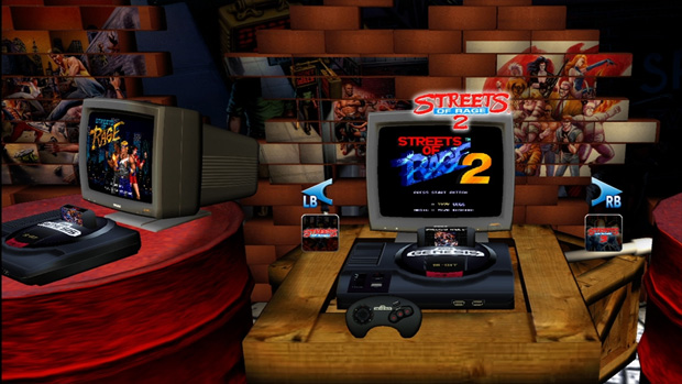 Sega Vintage Collection: Streets of Rage (Foto: Divulgação)