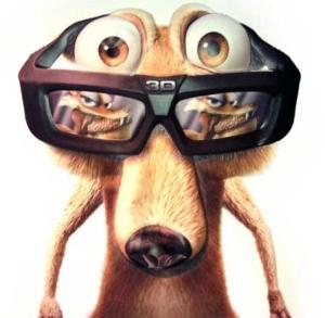 Filmes em 3D são cada vez mais populares. Imagine gravar imagens ...