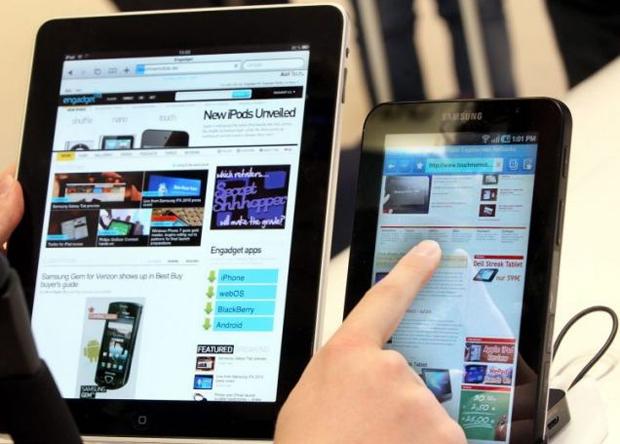 Até 2016, tablets podem ser superar venda de computadores, segundo pesquisa (Foto: Reprodução)