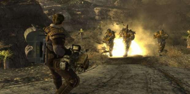 Fallout: New Vegas - Ultimate Edition (Foto: Divulgação) (Foto: Fallout: New Vegas - Ultimate Edition (Foto: Divulgação))