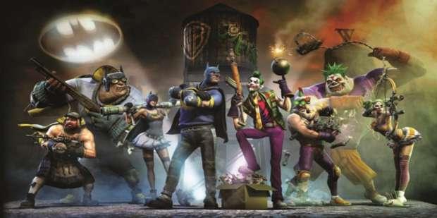 Gotham City Impostors (Foto: Divulgação) (Foto: Gotham City Impostors (Foto: Divulgação))