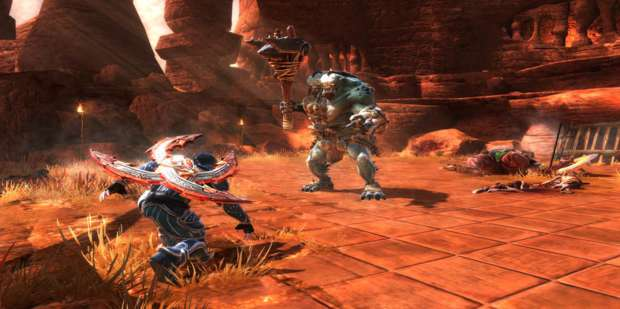 Kingdoms of Amalur: Reckoning - House of Valor (Foto: Divulgação) (Foto: Kingdoms of Amalur: Reckoning - House of Valor (Foto: Divulgação))