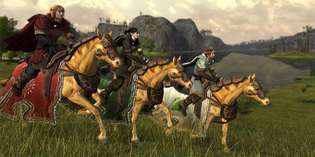 The Lord of the Rings Online: Mithril Edition (Foto: Divulgação) (Foto: The Lord of the Rings Online: Mithril Edition (Foto: Divulgação))