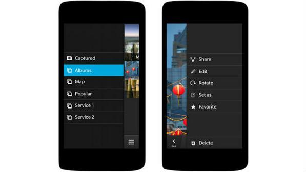 Função nova para desenvolvedores de aplicativos no BB 10