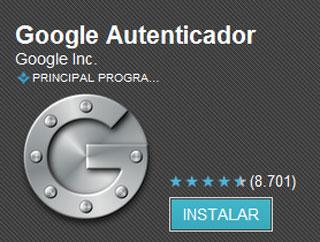 Google autenticador (Foto: Divulgação)