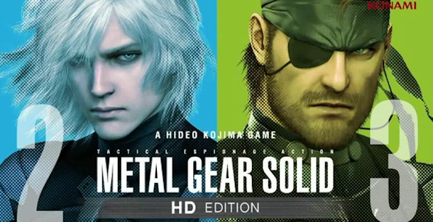 Metal Gear Solid: HD Collection (Foto: Divulgação) (Foto: Metal Gear Solid: HD Collection (Foto: Divulgação))