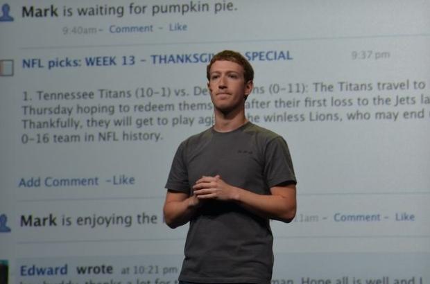 Mark Zuckerberg pode valer até US$ 30 bilhões no final do processo de vendas de ações do Facebook (Foto: The Verge)