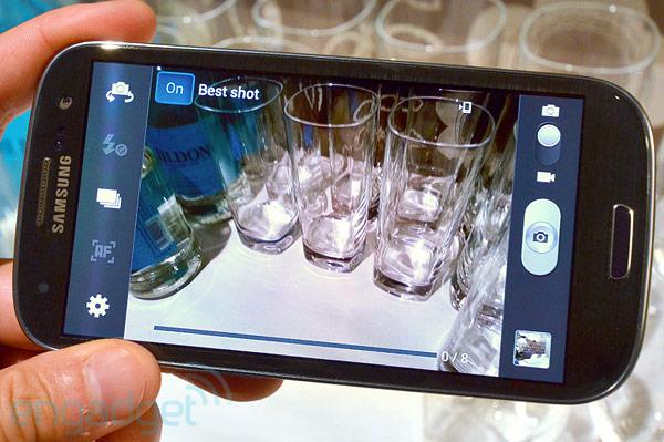 Galaxy S III (Foto: Reprodução)