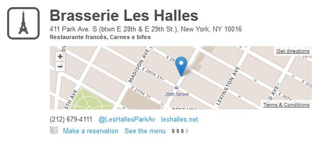 Mais de 15 mil estabelecimentos já permitem reservas pelo Foursquare (Foto: Reprodução)