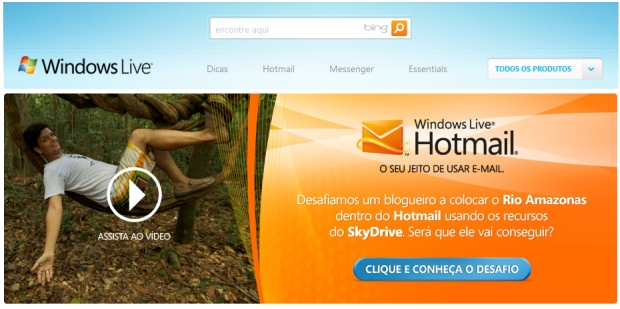 O Windows Live chega ao fim de suas atividades (Foto: Reprodução)