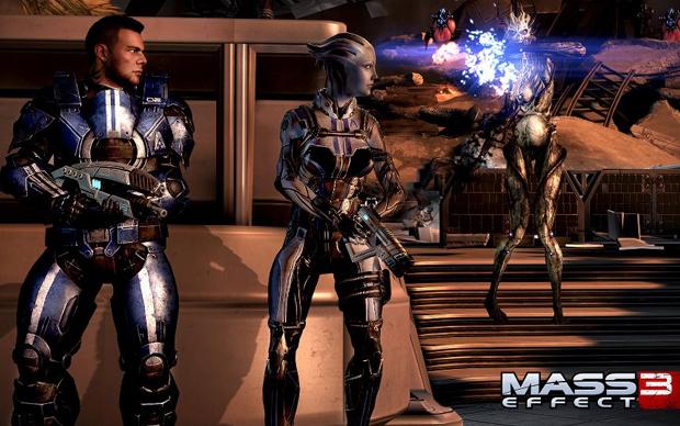 Mass Effect 3: From Ashes (Foto: Divulgação)
