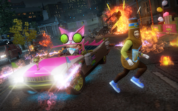 Saints Row: The Third – Genki Bowl VII (Foto: Divulgação)