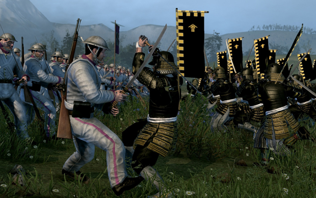 Total War: Shogun 2 – Fall of the Samurai (Foto: Divulgação)