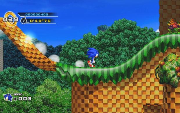 Sonic the Hedgehog 4: Episode I (Foto: Divulgação)
