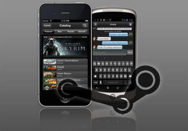 Steam para iOS e Android (Foto: Divulgação)