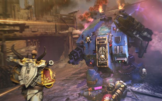 Warhammer 40,000: Space Marine – Dreadnought (Foto: Divulgação)