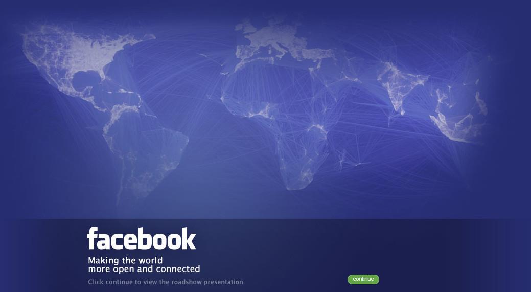 Facebook ganha vídeo para os novos investidores em início do IPO (Foto: Reprodução/Facebook)