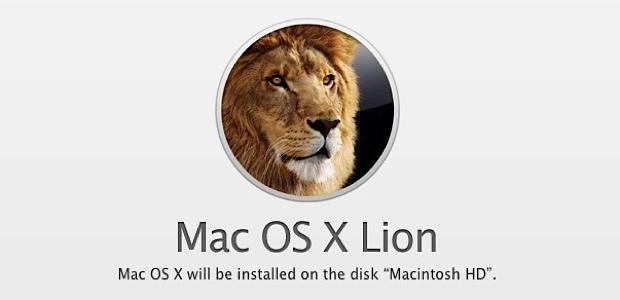 Mac OS X Lion (Foto: Reprodução)