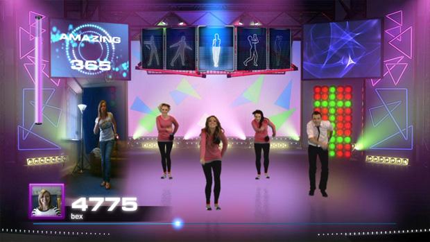 Let's Dance with Mel B (Foto: Divulgação) (Foto: Let's Dance with Mel B (Foto: Divulgação))