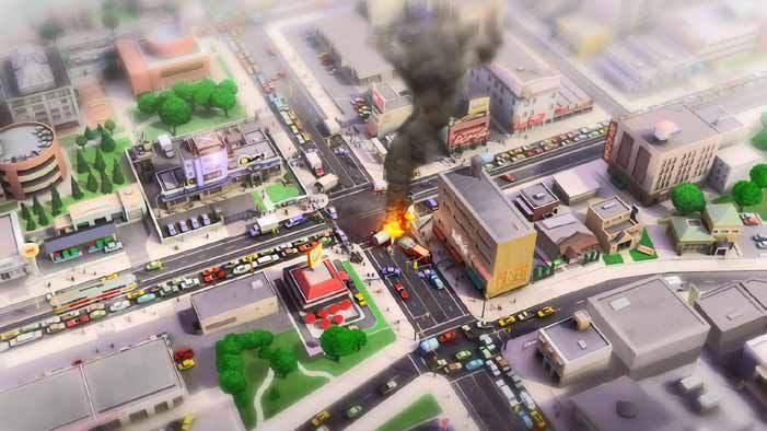 Imagem conceitual do novo SimCity (Foto: Divulgação)