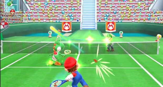 Mario Tennis Open (Foto: Divulgação) (Foto: Mario Tennis Open (Foto: Divulgação))