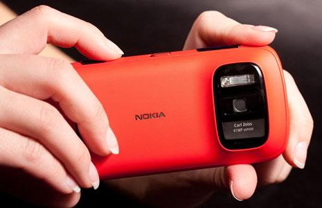 PureView tem uma câmera de incríveis 41 megapixel (Foto: Reprodução) (Foto: PureView tem uma câmera de incríveis 41 megapixel (Foto: Reprodução))