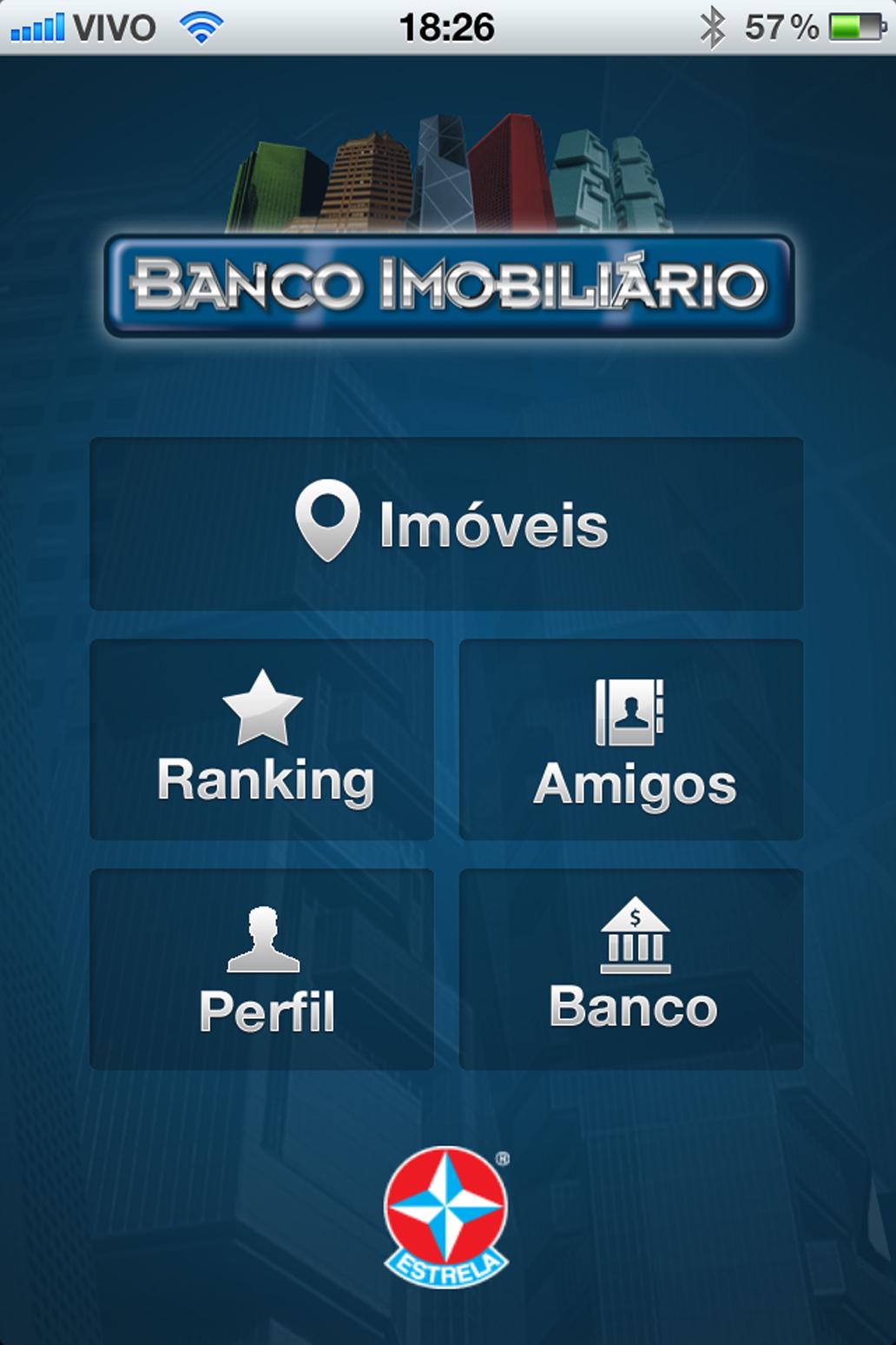 Banco Imobiliário ganha nova versão mobile com integração com Foursquare (Foto: Divulgação/Estrela)