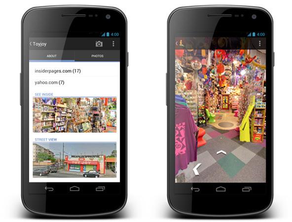 Atualização do Google Maps adicionou o Offers para usuários dos EUA (Foto: Reprodução)