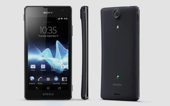 Xperia GX é a nova aposta da Sony no mercado japonês (Foto: Divulgação) (Foto: Xperia GX é a nova aposta da Sony no mercado japonês (Foto: Divulgação))