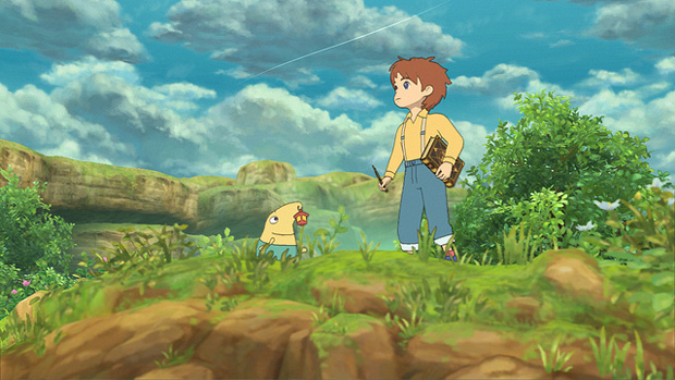 Ni no Kuni: Wrath of the White Witch (Foto: Divulgação) (Foto: Ni no Kuni: Wrath of the White Witch (Foto: Divulgação))