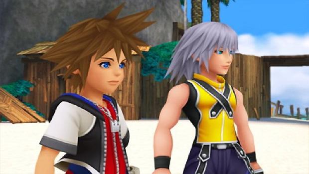 Kingdom Hearts 3D: Dream Drop Distance (Foto: Divulgação)