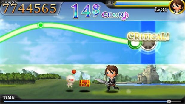 Theatrhythm Final Fantasy (Foto: Divulgação)
