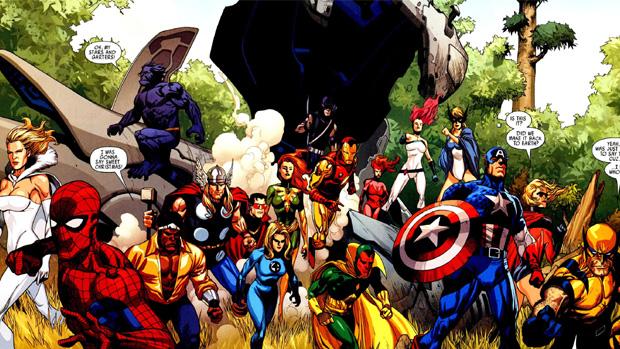 Jogo dos Vingadores, Avengers: Battle for Earth, é anunciado para Wii U e Xbox 360 com Kinect (Foto: Divulgação)