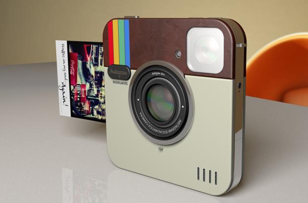 Câmera Instagram (Foto: Divulgação)
