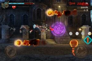 Darkness Rush tem temática parecida com Castlevania (Foto: Divulgação)
