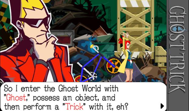 Ghost Trick: Phantom Detective (Foto: Divulgação)