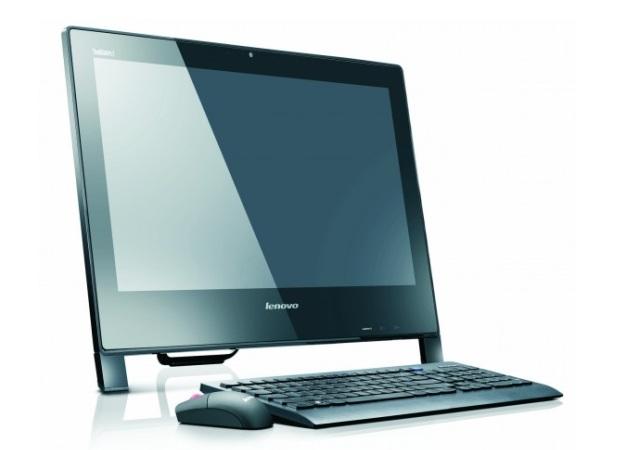 Lenovo ThinkCentre Edge 92z (Foto: Divulgação)