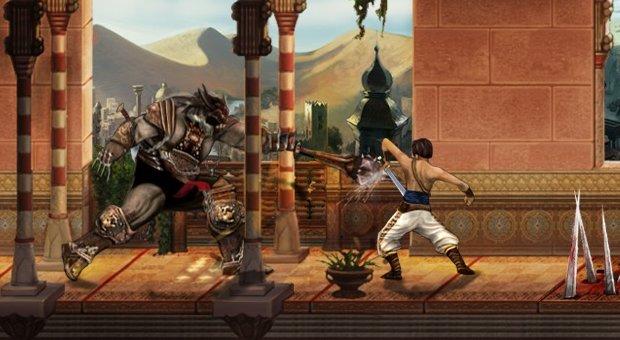 Prince of Persia ganhou nova roupagem (Foto: Divulgação) (Foto: Prince of Persia ganhou nova roupagem (Foto: Divulgação))