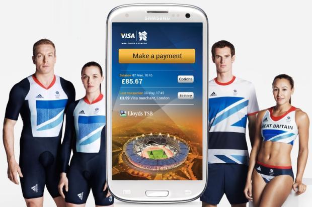 Galaxy SIII, o smartphone oficial de Londres 2012 (Foto: Divulgação)
